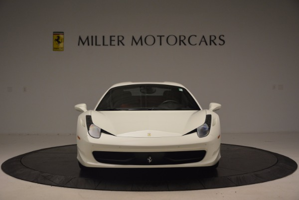 Used 2015 Ferrari 458 Spider for sale Sold at Alfa Romeo of Greenwich in Greenwich CT 06830 24