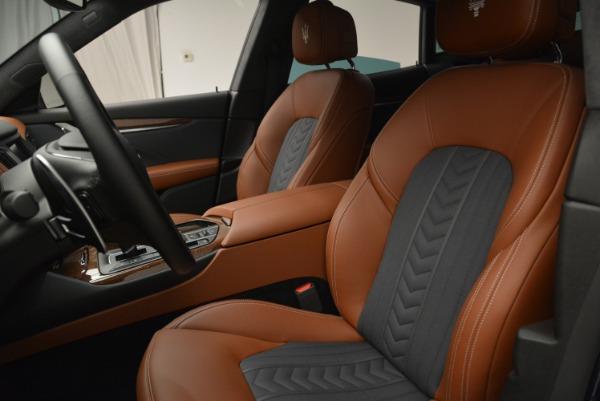 Used 2018 Maserati Levante Q4 GranLusso for sale Sold at Alfa Romeo of Greenwich in Greenwich CT 06830 14