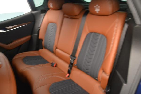 Used 2018 Maserati Levante Q4 GranLusso for sale Sold at Alfa Romeo of Greenwich in Greenwich CT 06830 16