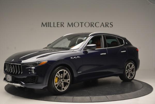 Used 2018 Maserati Levante Q4 GranLusso for sale $59,900 at Alfa Romeo of Greenwich in Greenwich CT 06830 2