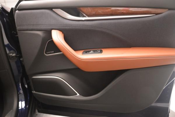 Used 2018 Maserati Levante Q4 GranLusso for sale Sold at Alfa Romeo of Greenwich in Greenwich CT 06830 22