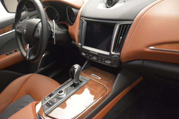 Used 2018 Maserati Levante Q4 GranLusso for sale Sold at Alfa Romeo of Greenwich in Greenwich CT 06830 24