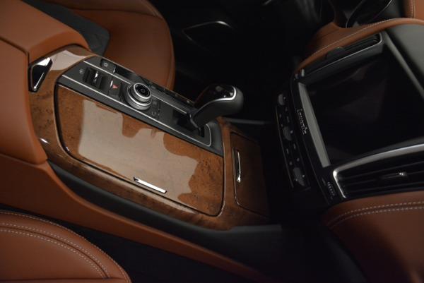 Used 2018 Maserati Levante Q4 GranLusso for sale $59,900 at Alfa Romeo of Greenwich in Greenwich CT 06830 26