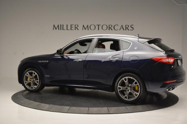 Used 2018 Maserati Levante Q4 GranLusso for sale $59,900 at Alfa Romeo of Greenwich in Greenwich CT 06830 4