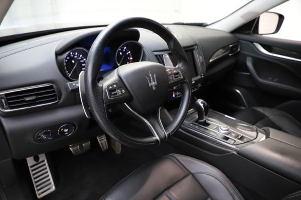 Used 2018 Maserati Levante SQ4 GranSport for sale $55,900 at Alfa Romeo of Greenwich in Greenwich CT 06830 13