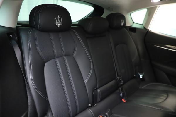 Used 2018 Maserati Levante SQ4 GranSport for sale $55,900 at Alfa Romeo of Greenwich in Greenwich CT 06830 26