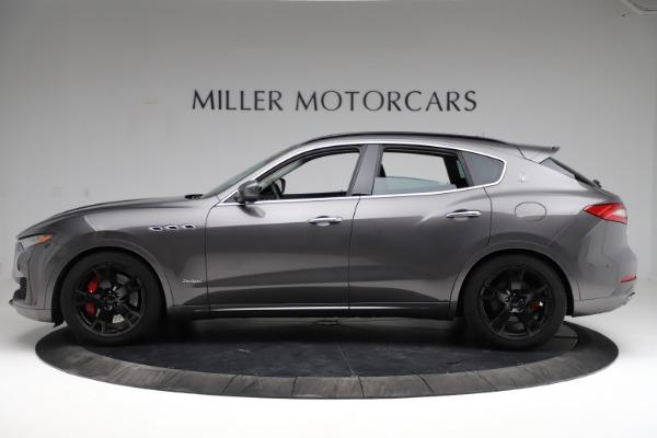 Used 2018 Maserati Levante SQ4 GranSport for sale $55,900 at Alfa Romeo of Greenwich in Greenwich CT 06830 3