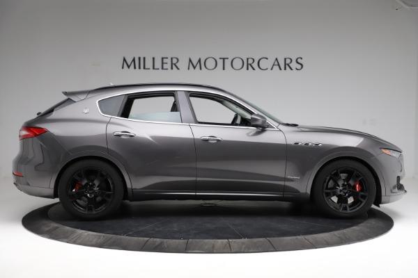 Used 2018 Maserati Levante SQ4 GranSport for sale $55,900 at Alfa Romeo of Greenwich in Greenwich CT 06830 9