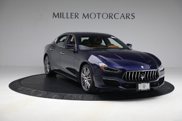 New 2018 Maserati Ghibli S Q4 GranLusso for sale Sold at Alfa Romeo of Greenwich in Greenwich CT 06830 10