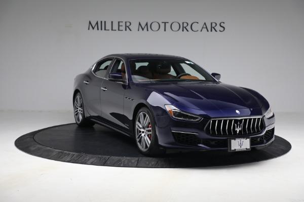 Used 2018 Maserati Ghibli S Q4 GranLusso for sale $56,900 at Alfa Romeo of Greenwich in Greenwich CT 06830 10