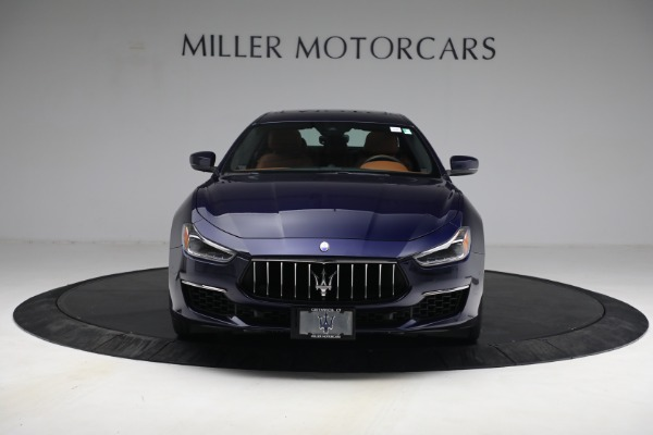 New 2018 Maserati Ghibli S Q4 GranLusso for sale Sold at Alfa Romeo of Greenwich in Greenwich CT 06830 11