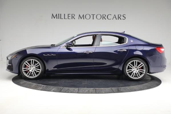Used 2018 Maserati Ghibli S Q4 GranLusso for sale $56,900 at Alfa Romeo of Greenwich in Greenwich CT 06830 2