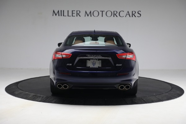 New 2018 Maserati Ghibli S Q4 GranLusso for sale Sold at Alfa Romeo of Greenwich in Greenwich CT 06830 5
