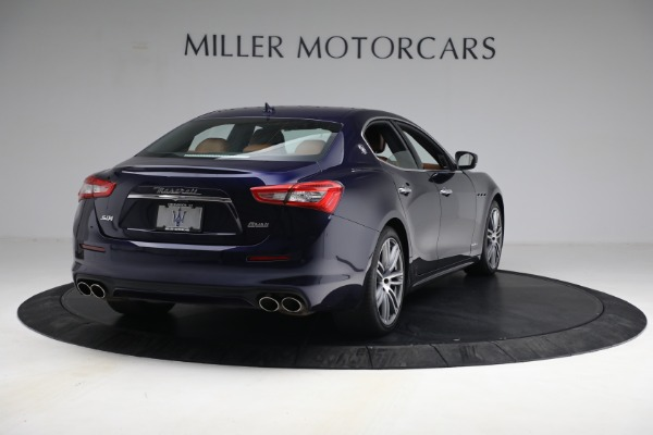 New 2018 Maserati Ghibli S Q4 GranLusso for sale Sold at Alfa Romeo of Greenwich in Greenwich CT 06830 6