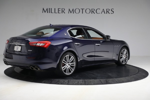 New 2018 Maserati Ghibli S Q4 GranLusso for sale Sold at Alfa Romeo of Greenwich in Greenwich CT 06830 7