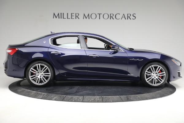 Used 2018 Maserati Ghibli S Q4 GranLusso for sale $56,900 at Alfa Romeo of Greenwich in Greenwich CT 06830 8