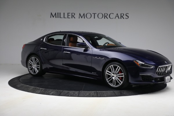 New 2018 Maserati Ghibli S Q4 GranLusso for sale Sold at Alfa Romeo of Greenwich in Greenwich CT 06830 9