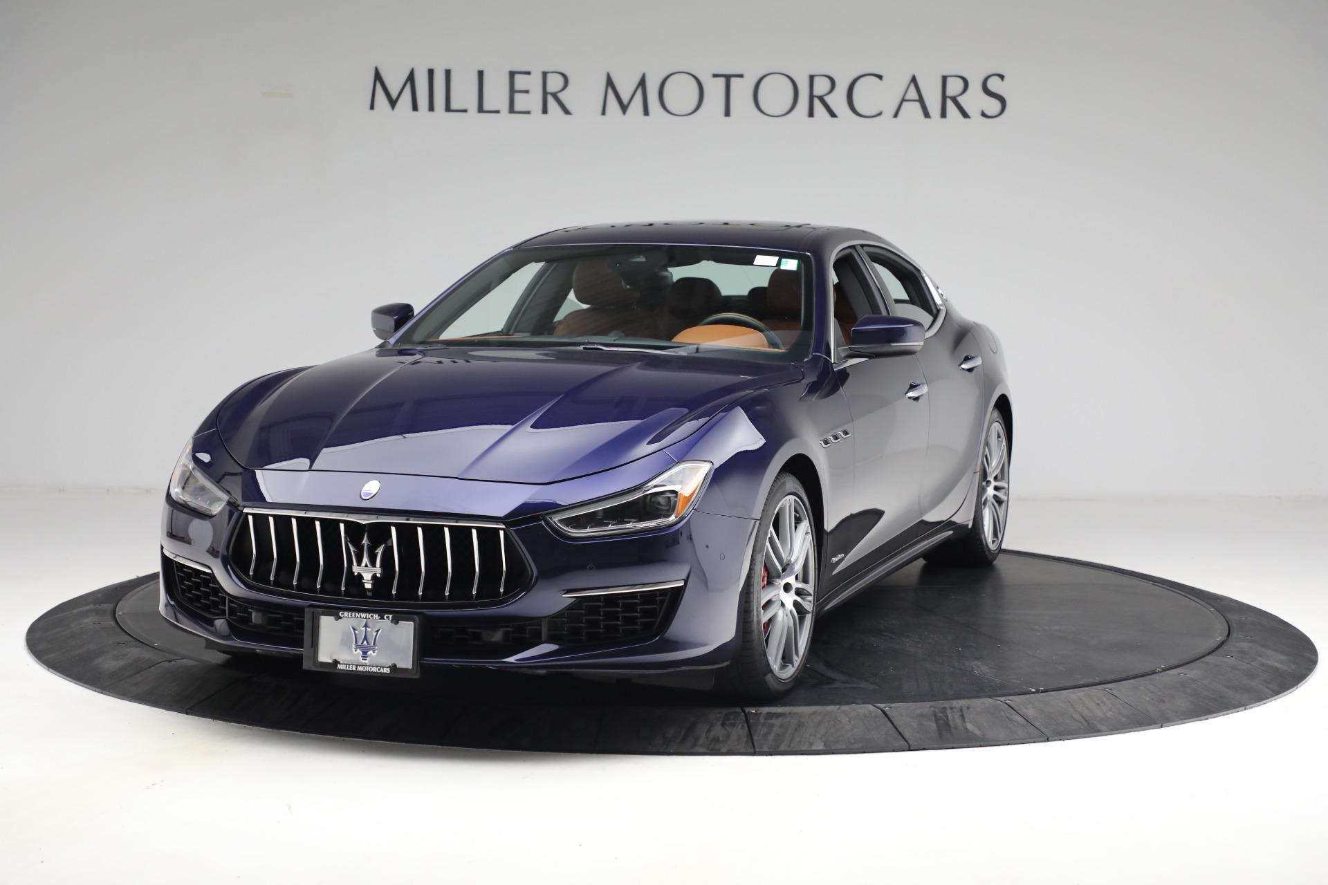 Used 2018 Maserati Ghibli S Q4 GranLusso for sale $56,900 at Alfa Romeo of Greenwich in Greenwich CT 06830 1