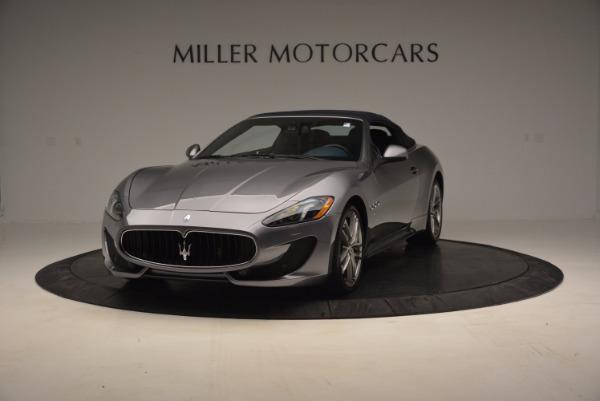 New 2016 Maserati GranTurismo Convertible Sport for sale Sold at Alfa Romeo of Greenwich in Greenwich CT 06830 10