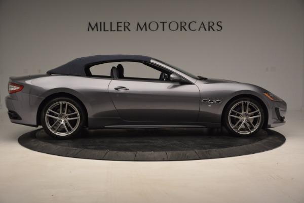 New 2016 Maserati GranTurismo Convertible Sport for sale Sold at Alfa Romeo of Greenwich in Greenwich CT 06830 14