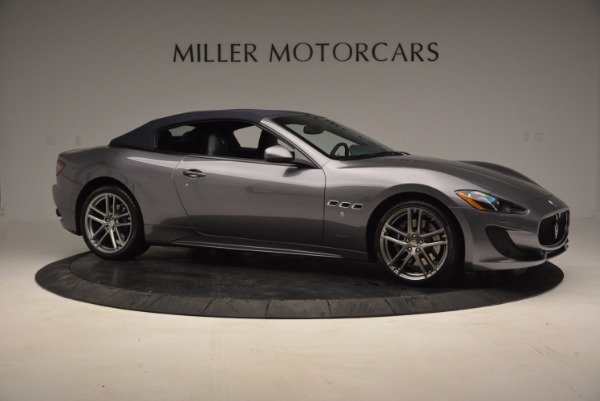 New 2016 Maserati GranTurismo Convertible Sport for sale Sold at Alfa Romeo of Greenwich in Greenwich CT 06830 15