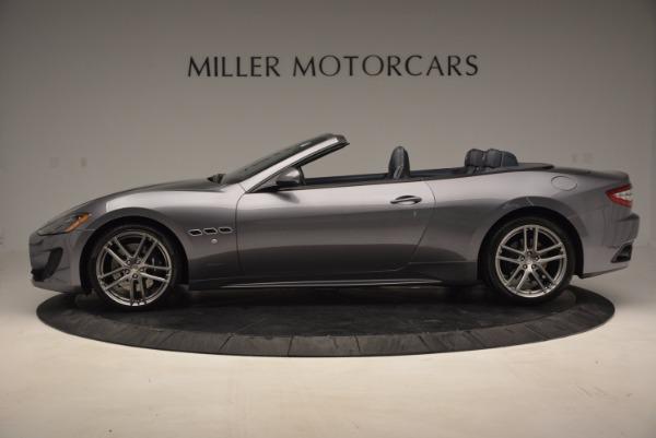 New 2016 Maserati GranTurismo Convertible Sport for sale Sold at Alfa Romeo of Greenwich in Greenwich CT 06830 4