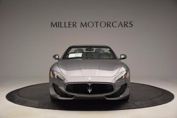 New 2016 Maserati GranTurismo Convertible Sport for sale Sold at Alfa Romeo of Greenwich in Greenwich CT 06830 9