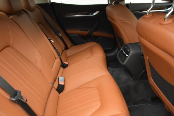 Used 2018 Maserati Ghibli S Q4 for sale $49,900 at Alfa Romeo of Greenwich in Greenwich CT 06830 25