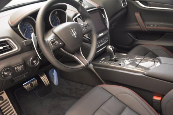 New 2018 Maserati Ghibli S Q4 GranSport for sale Sold at Alfa Romeo of Greenwich in Greenwich CT 06830 13
