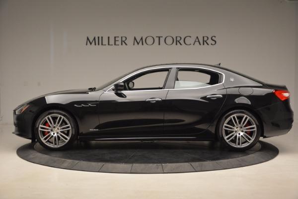 New 2018 Maserati Ghibli S Q4 GranSport for sale Sold at Alfa Romeo of Greenwich in Greenwich CT 06830 3