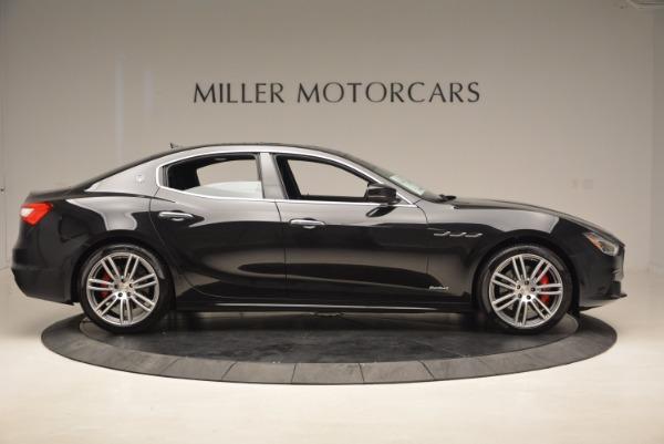 New 2018 Maserati Ghibli S Q4 GranSport for sale Sold at Alfa Romeo of Greenwich in Greenwich CT 06830 9