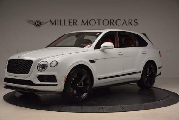 New 2018 Bentley Bentayga Black Edition for sale Sold at Alfa Romeo of Greenwich in Greenwich CT 06830 2