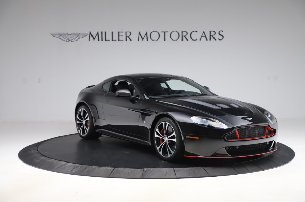 Used 2017 Aston Martin V12 Vantage S Coupe for sale $179,900 at Alfa Romeo of Greenwich in Greenwich CT 06830 10