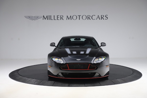 Used 2017 Aston Martin V12 Vantage S Coupe for sale $179,900 at Alfa Romeo of Greenwich in Greenwich CT 06830 11