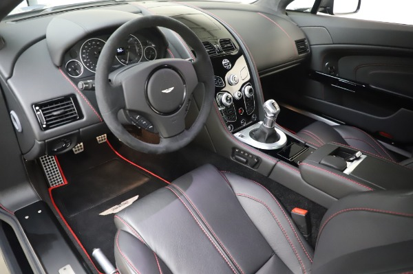 Used 2017 Aston Martin V12 Vantage S Coupe for sale $179,900 at Alfa Romeo of Greenwich in Greenwich CT 06830 13