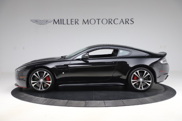 Used 2017 Aston Martin V12 Vantage S Coupe for sale $179,900 at Alfa Romeo of Greenwich in Greenwich CT 06830 2