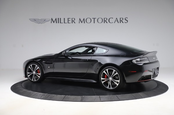 Used 2017 Aston Martin V12 Vantage S Coupe for sale Sold at Alfa Romeo of Greenwich in Greenwich CT 06830 3