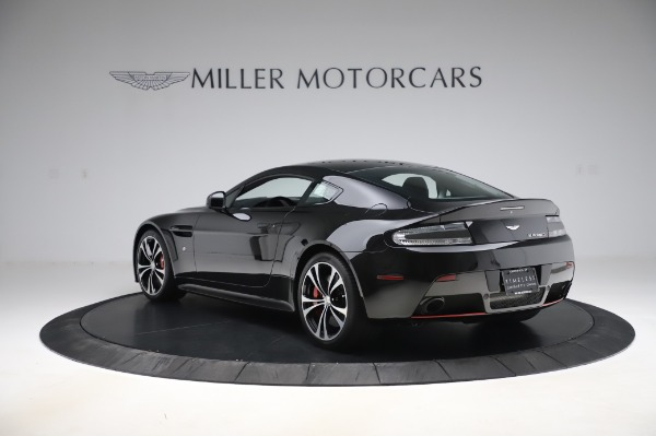 New 2017 Aston Martin V12 Vantage S for sale Sold at Alfa Romeo of Greenwich in Greenwich CT 06830 4