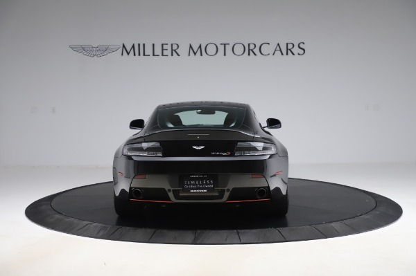 Used 2017 Aston Martin V12 Vantage S Coupe for sale $179,900 at Alfa Romeo of Greenwich in Greenwich CT 06830 5