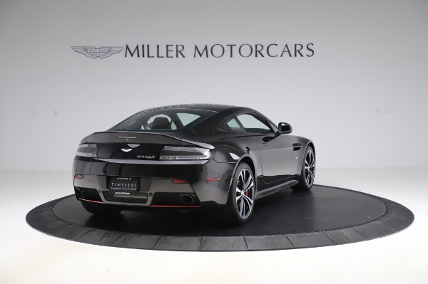Used 2017 Aston Martin V12 Vantage S Coupe for sale Sold at Alfa Romeo of Greenwich in Greenwich CT 06830 6