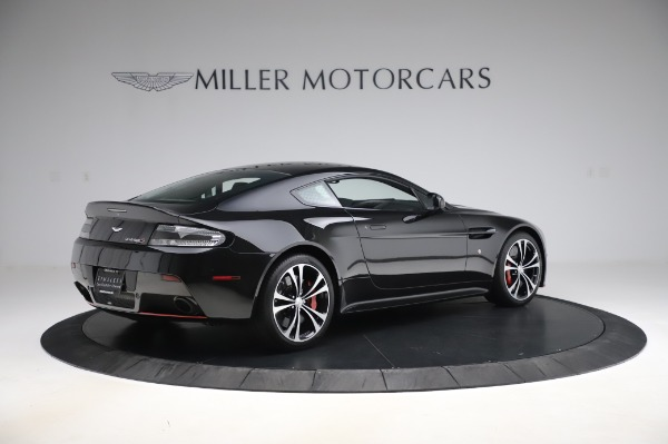 Used 2017 Aston Martin V12 Vantage S Coupe for sale $179,900 at Alfa Romeo of Greenwich in Greenwich CT 06830 7