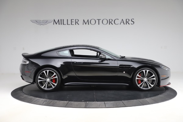 Used 2017 Aston Martin V12 Vantage S Coupe for sale Sold at Alfa Romeo of Greenwich in Greenwich CT 06830 8