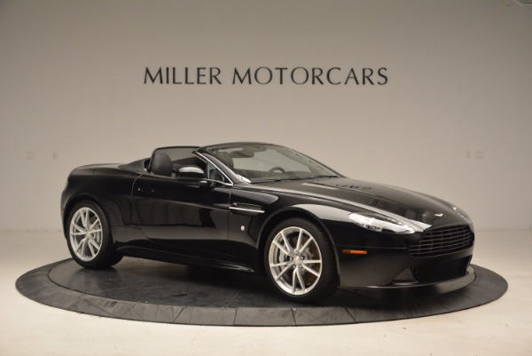 New 2016 Aston Martin V8 Vantage Roadster for sale Sold at Alfa Romeo of Greenwich in Greenwich CT 06830 10