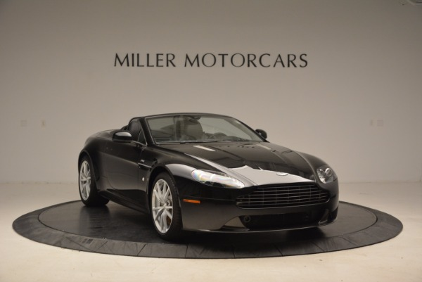 New 2016 Aston Martin V8 Vantage Roadster for sale Sold at Alfa Romeo of Greenwich in Greenwich CT 06830 11