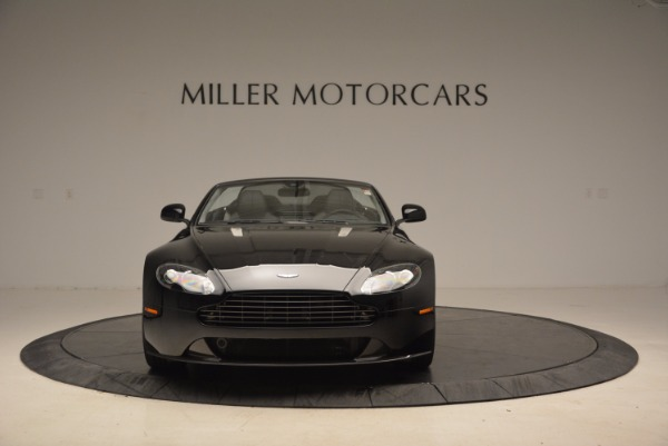 New 2016 Aston Martin V8 Vantage Roadster for sale Sold at Alfa Romeo of Greenwich in Greenwich CT 06830 12