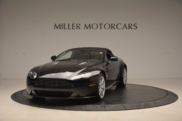 New 2016 Aston Martin V8 Vantage Roadster for sale Sold at Alfa Romeo of Greenwich in Greenwich CT 06830 13