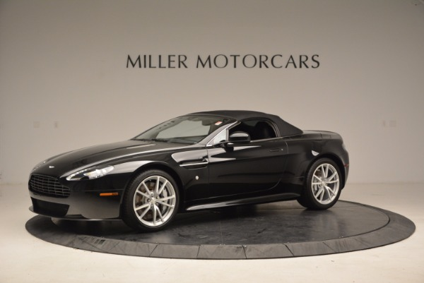 New 2016 Aston Martin V8 Vantage Roadster for sale Sold at Alfa Romeo of Greenwich in Greenwich CT 06830 14