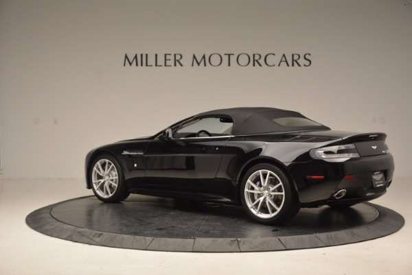 New 2016 Aston Martin V8 Vantage Roadster for sale Sold at Alfa Romeo of Greenwich in Greenwich CT 06830 16