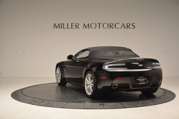 New 2016 Aston Martin V8 Vantage Roadster for sale Sold at Alfa Romeo of Greenwich in Greenwich CT 06830 17