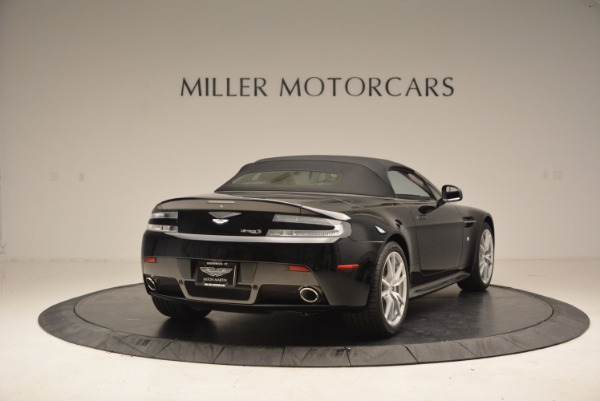 New 2016 Aston Martin V8 Vantage Roadster for sale Sold at Alfa Romeo of Greenwich in Greenwich CT 06830 19